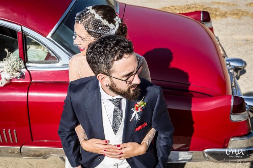 fotos de boda en el parador de argomaniz