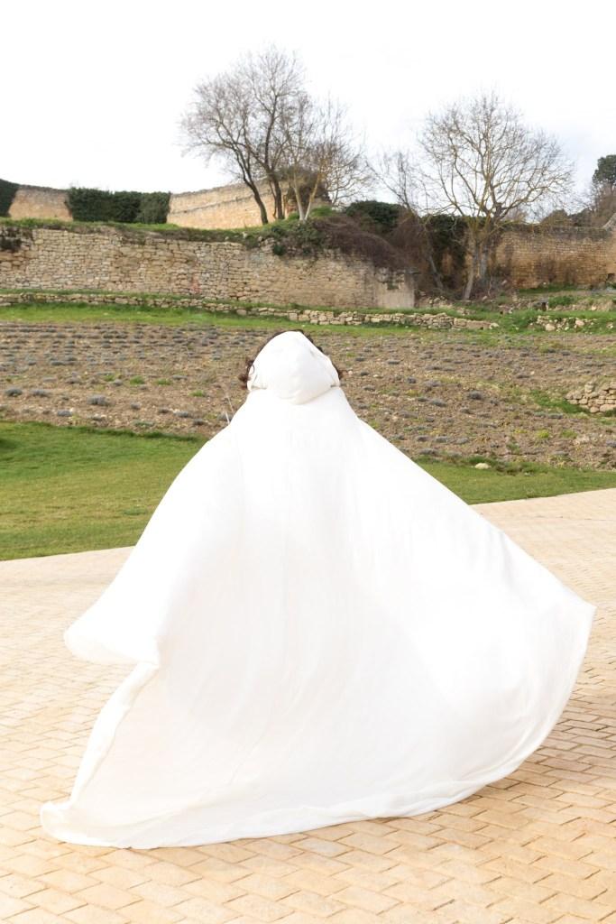 Boda en el Monasterio del espino