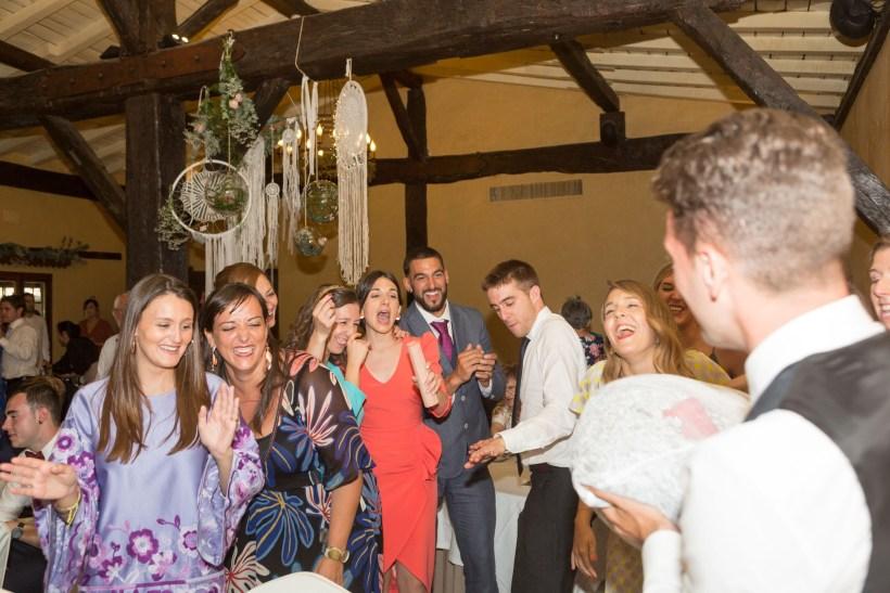 Fotos de boda en el  Palacio Elorriaga