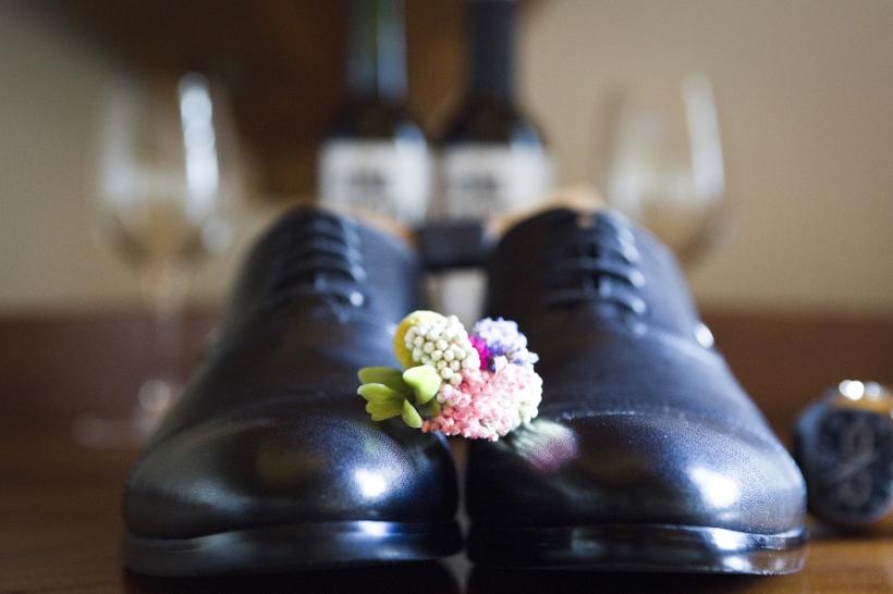 reportaje de boda en laguardia